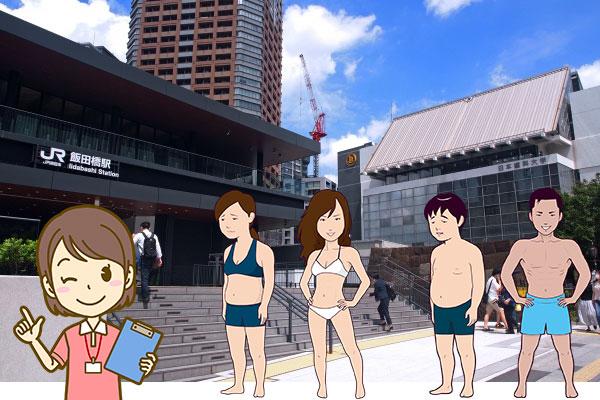 飯田橋のパーソナルジム