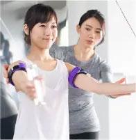 バストアップのための筋力トレーニング(トリプルエム)